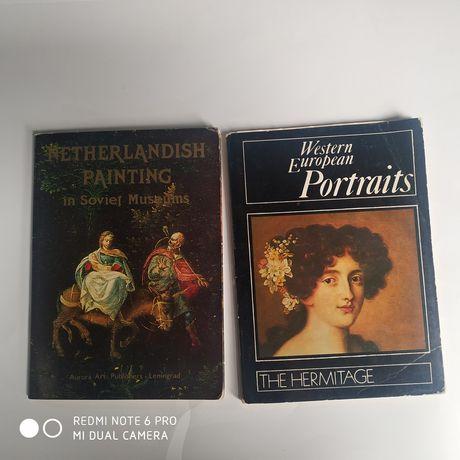 Продам открытки Нидерландская живопись в советских муз