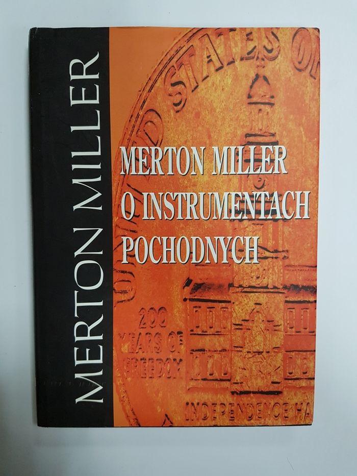 Miller o instrumentach pochodnych Warszawa - image 1