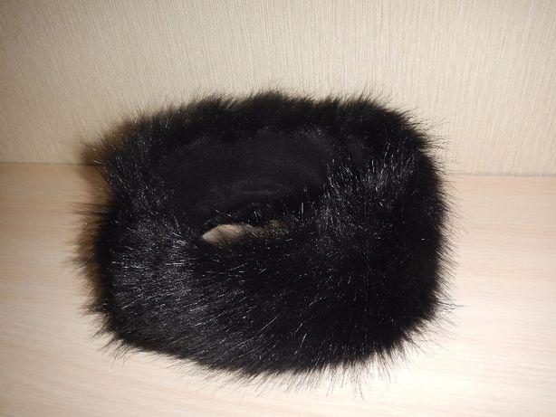 меховая повязка наголову