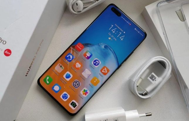 Новый Телефон Huawei P40 Pro full FD смартфон 64/128/256 хуавей