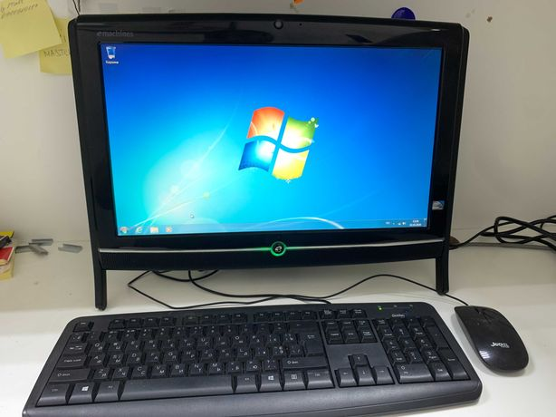 "Моноблок Acer 19"" all in one! 4 Ядра Intel+4 Gb DDR3, Wi-Fi+ WEB+звук"