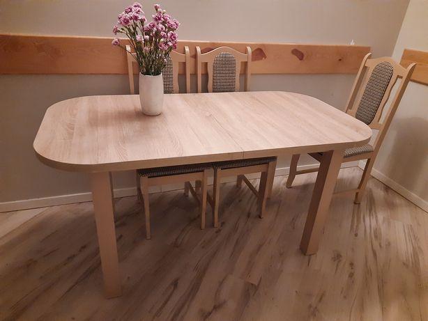 Stół do jadalni 160 / 80 dąb sonoma