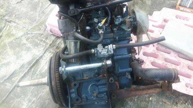 Axsam silnik Kubota głowica tłoki wał na części