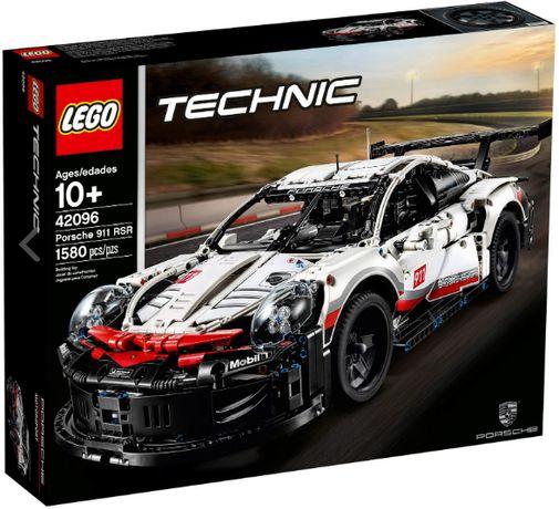 LEGO 42096 PORSCHE 911 RSR, Kraków, Nowy