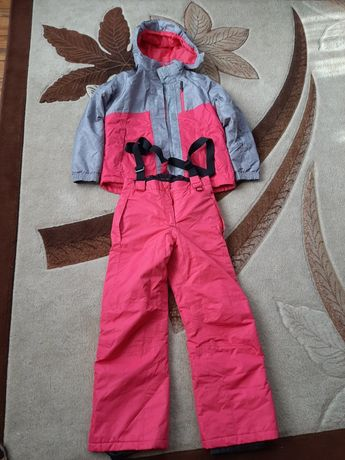 Sprzedam komplet narciarski  roz 146/152