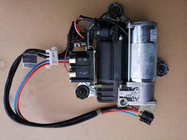 Kompresor, sprężarka Nivo, zawieszenia BMW E65, E66