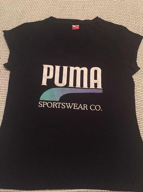 Стильная женская спортивная футболка PUMA