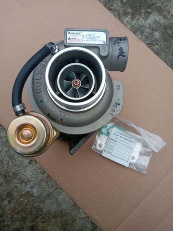 Турбина Iveko с двигателем WB93R, WB93S, WB97R, WB97S, 4037195, 403719