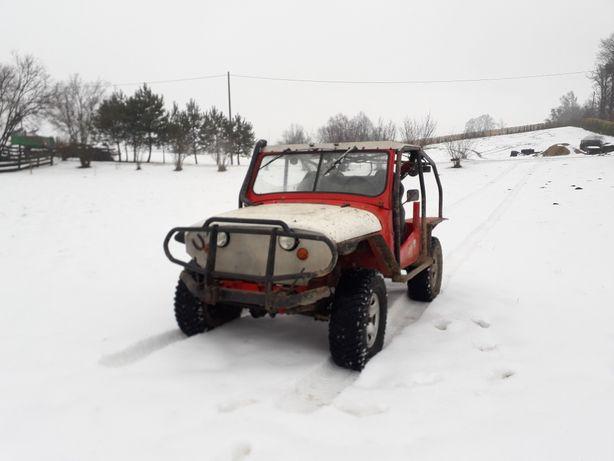 Uaz 469b ZMOTA buggy 4x4