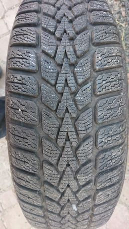 Opona 1szt 195/65/15 91T Dunlop Winter Response -2 7mm