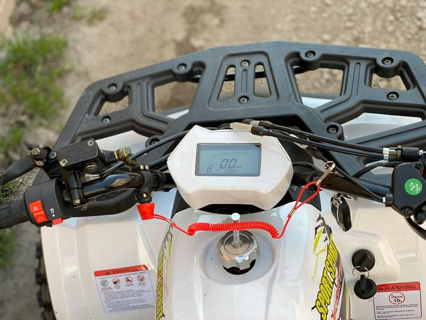 Квадроцикл Форте hunter 125. 150, 200. Надежное качество без предоплат