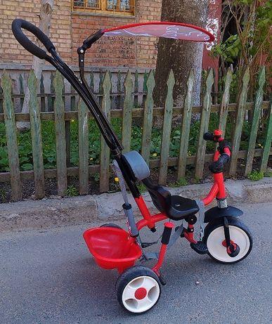 Велосипед трехколесный Milly Mally