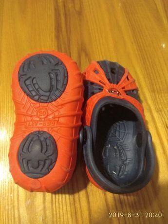 ~Jak Nowe Rozmiar 20 klapki buty buciki dziecięce chłopięce chlopca