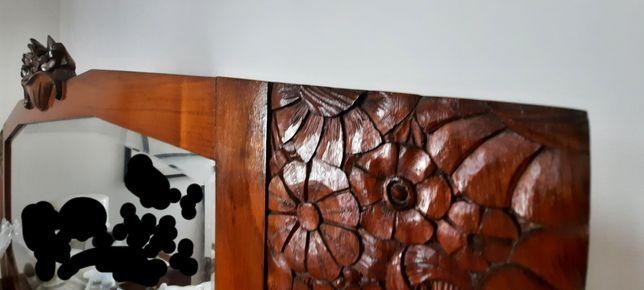 Móvel aparador madeira muito antigo