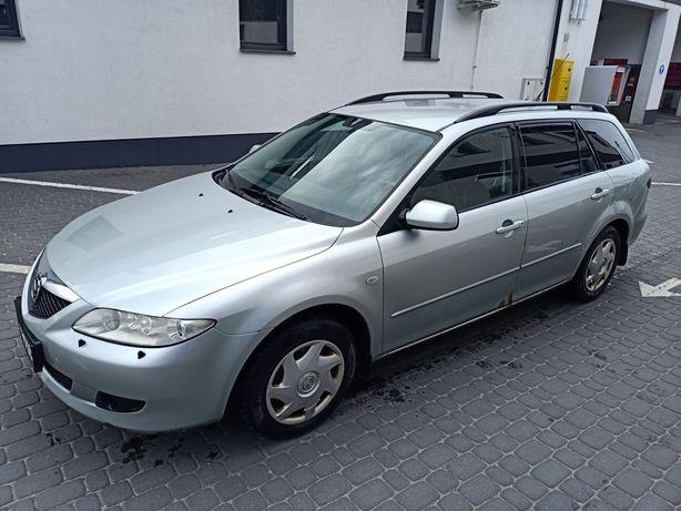 Mazda 6 2.3 benzyna rok 2003 full opcja