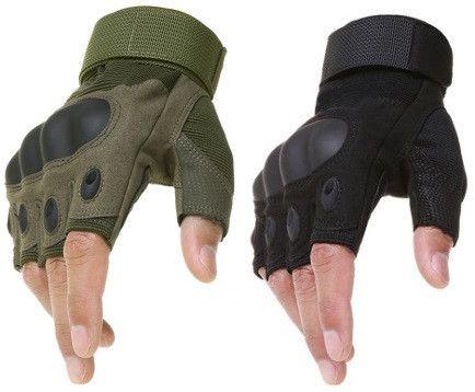 ТОП КАЧЕСТВО! Перчатки без пальцев штурмовые тактические/ Удобные!
