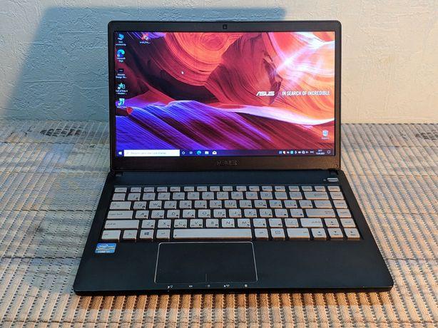 Мощный ноутбук Asus intel Core i7 / 8GB / 1000GB