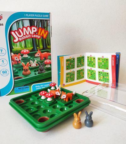 Настольная игра головоломка Прыгай! Jump In (аналог Smart Games)