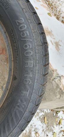 Шины Gislaved Soft Frost 205/60/r16