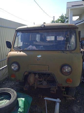 Продается УАЗ 452Д