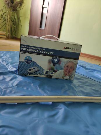 Materac przeciwodleżynowy pneumatyczny z pompą ARmedical