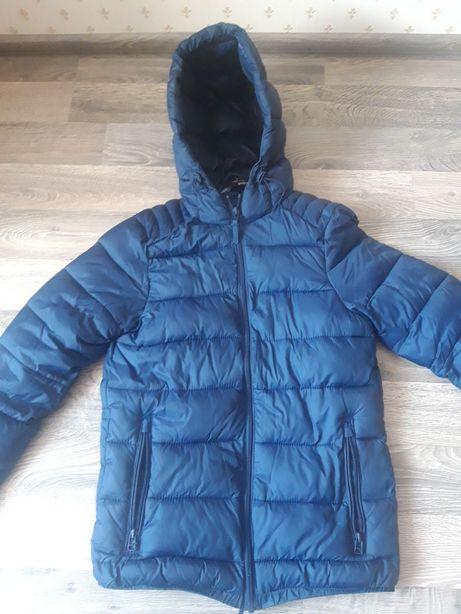 Куртка весенняя весняна мальчик 12 лет bershka xs