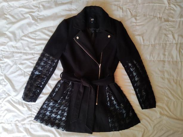 кашемировое демисезонное пальто Yes No размер (М)