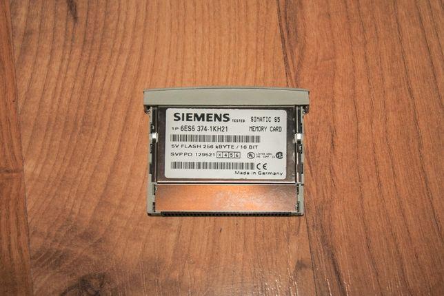 Karta pamięci Siemens Simatic S5 6ES5 374-1KH21