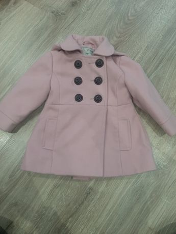 Пальто дитяче кашемірове