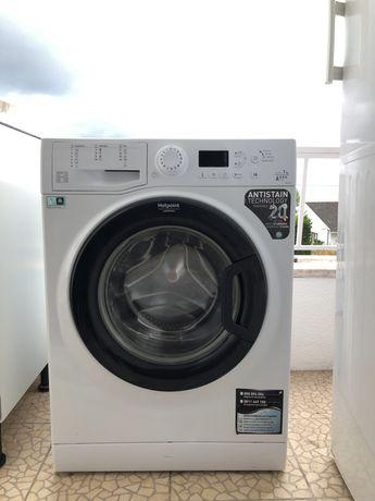 Máquina Lavar Roupa Ariston Hot Point