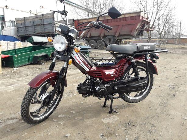 Мотоцикл Mustang Delta 110 Доставка Безкоштовна до 100 км!Кредит!