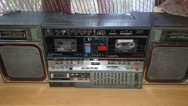 Продаю магнитофон SHARP GF-800