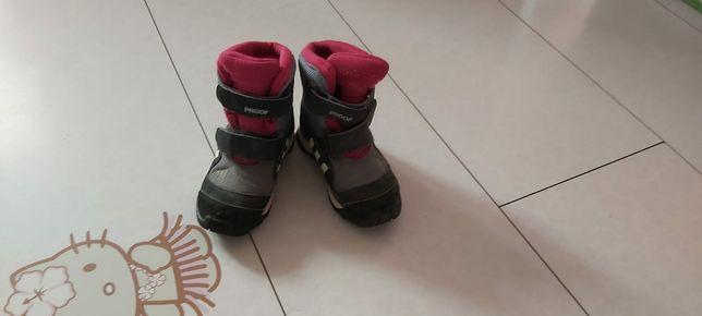 Buty śniegowce Adidas r. 28