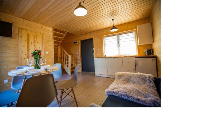 Całoroczne apartamenty Noclegi Quiet Resort Mielenko cisza i spokój