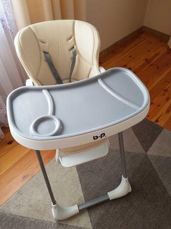 Krzesełko do karmienia regulowane