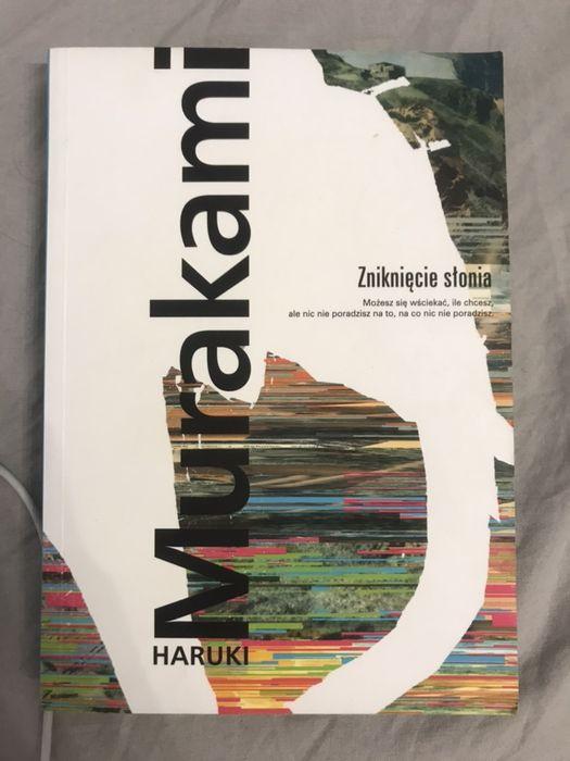 Haruki Murakami Zniknięcie słonia Katowice - image 1