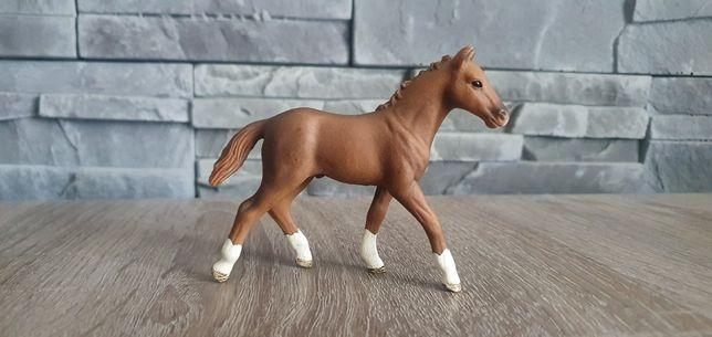 Schleich figurka kolekcjonerska źrebię honoverskie 13730 koń
