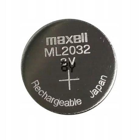 Akumulator MAXELL ML2032 do klawiatury LOGITECH K750 solar