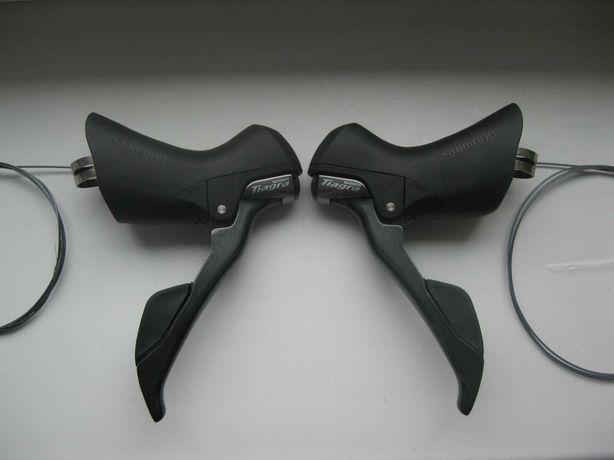 Klamkomanetki Shimano Tiagra ST-4700 Nowe 2x 10rz