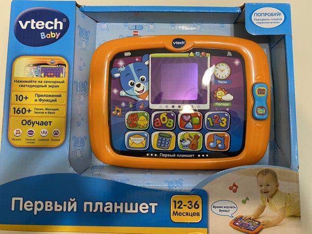Развивающая Электронная Игра - Первый Планшет Vtech витеч