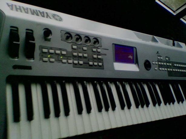 Mega pechincha! Yamaha MM6 sintetizador excelente qualidade