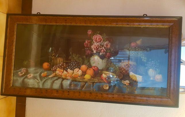 Obraz szklany 70x150 cm