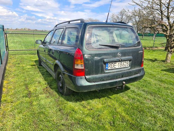 Opel astra G 1.7td 68km HAK długie oc