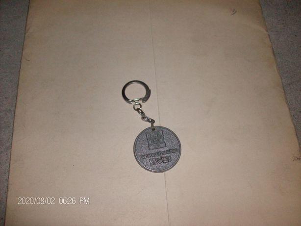 Porta chaves do BPA para coleção