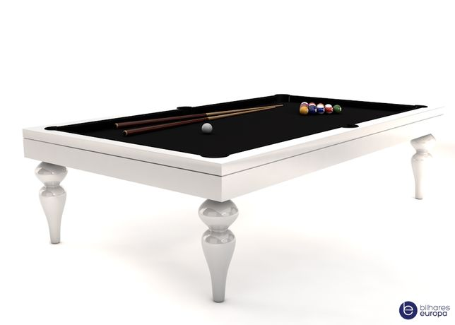 Bilhares Europa - Snooker Mod Memphis oferta tampo Jantar