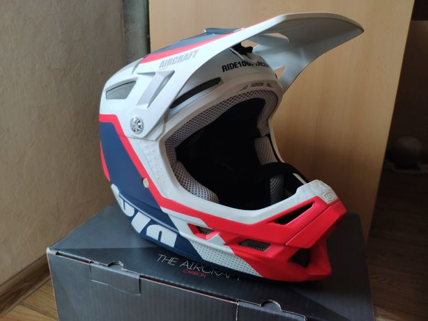 Шлем 100% Aircraft Carbon MIPS DH - Tera
