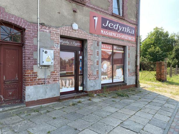 Lokal handlowy 53,15 m2 Mikołajki Pomorskie