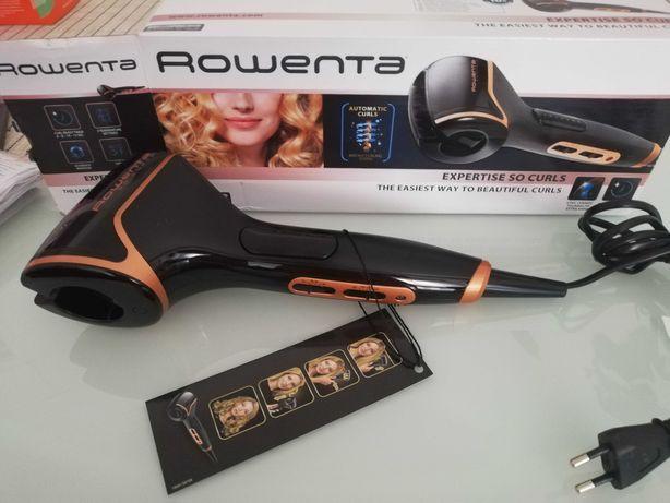 Modelador de cabelo Rowenta