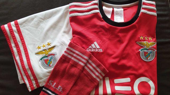 Equipamento do Benfica - 12/14 anos
