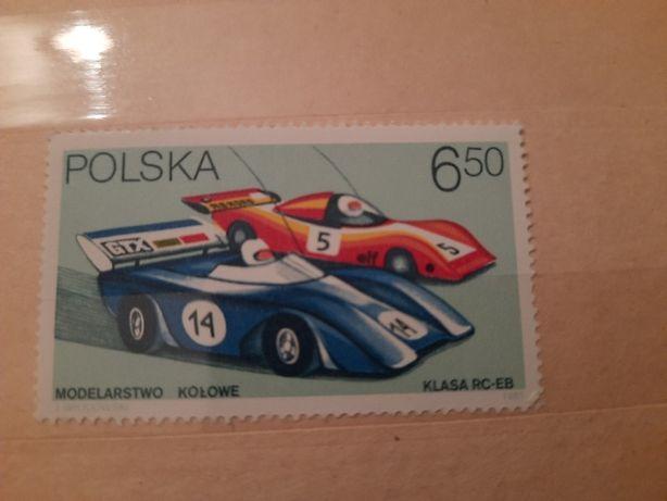 Znaczki polskie 1981